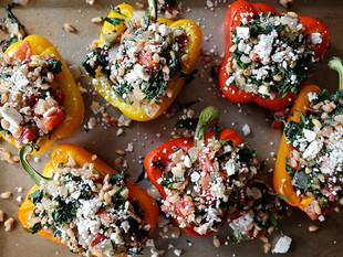 Greek Vegetarian Cuisine