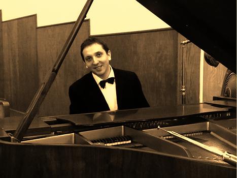 szymon markiewicz, pianist, composer