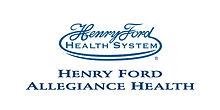 Henry Ford Allegiance Health logo 54 1st