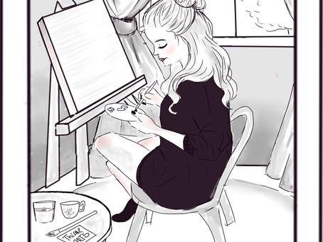 Quiero Dibujar pero no sé qué..!