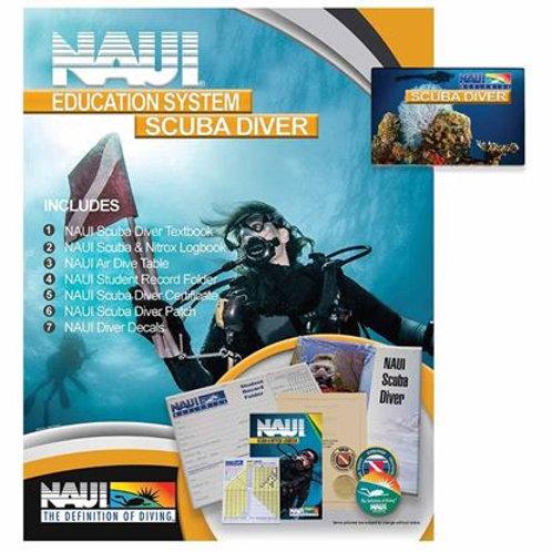 NAUI Scuba Diver Complete Education System