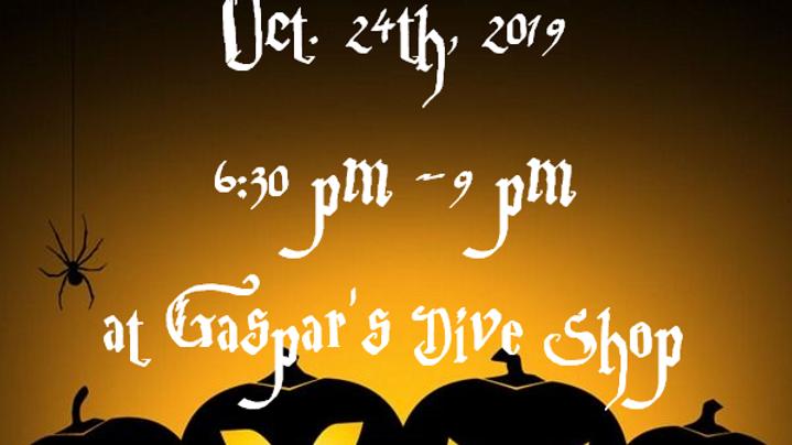 Pumpkin Carve & Paint Halloween Party