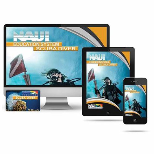 NAUI Scuba Diver Digital PLUS eLearning