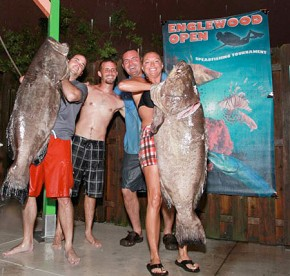 Fish as big as you!