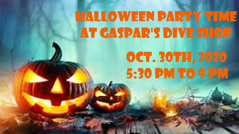 Halloween Party Time
