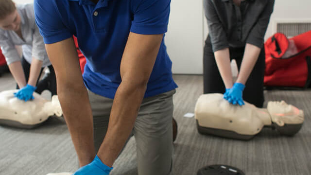 CPR/ First Aid/ AED Class