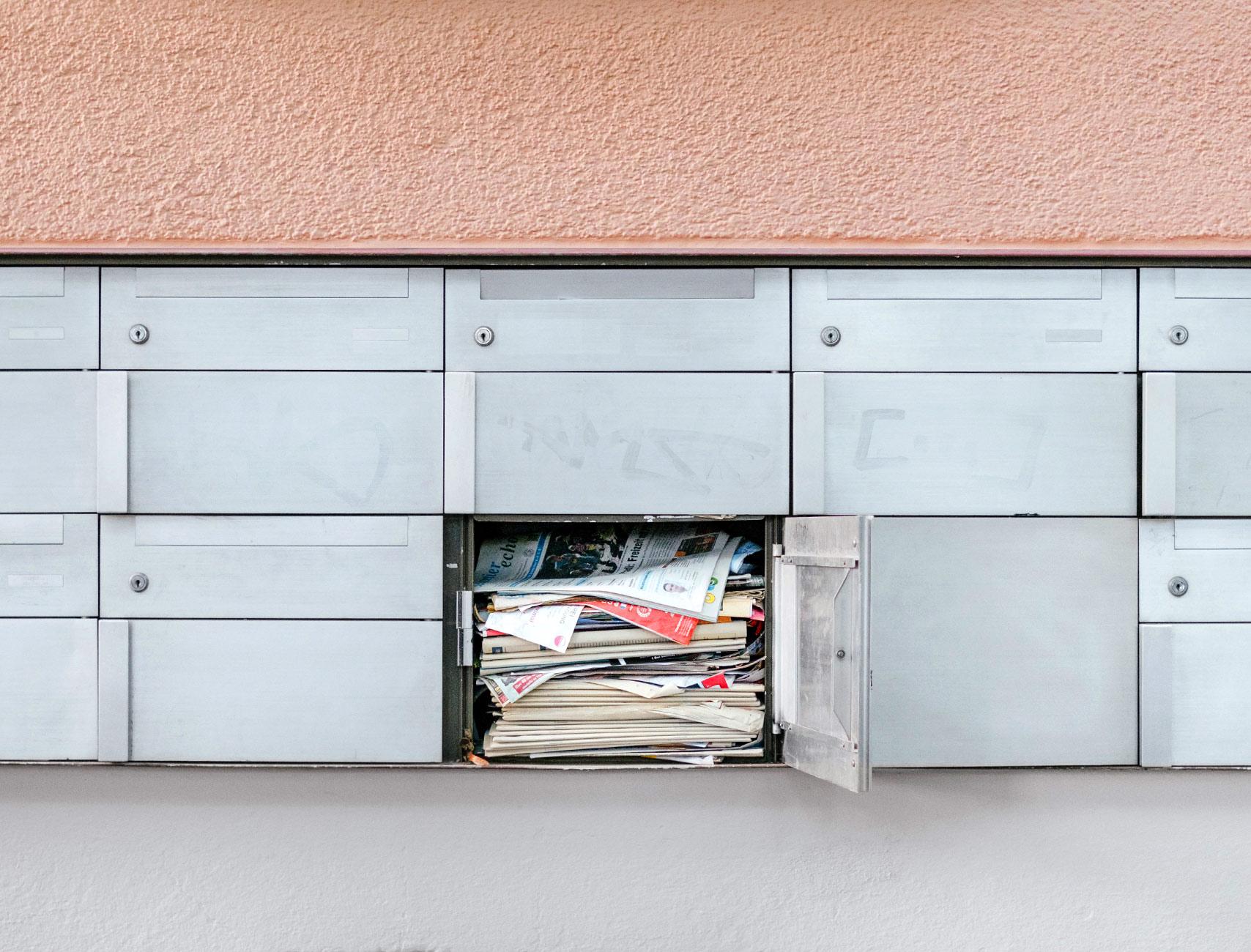 Transfert de courrier La Poste