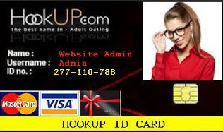 Hookup id verify