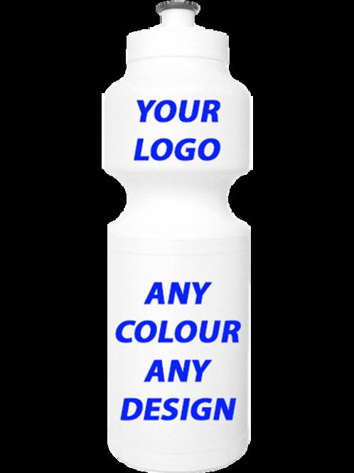 Box of 100 - Custom Print 750ml Bottle.