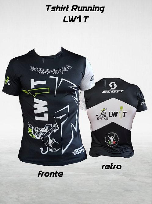 T-shirt Running LW1T