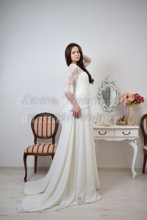 5e6aa0e1e6134cf Арт 1926. Свадебное платье
