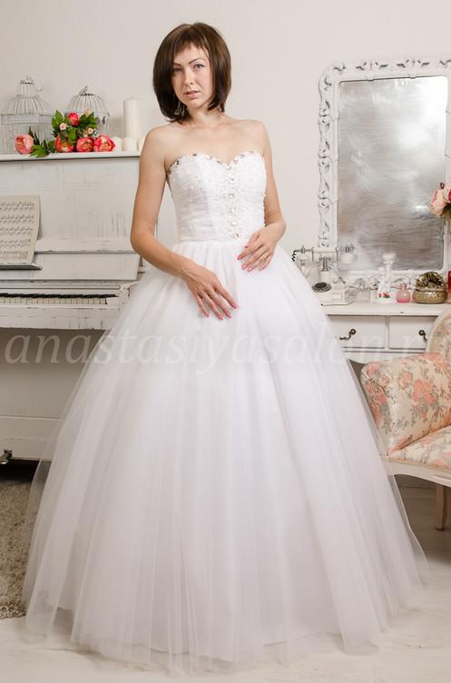 a536526cad056a7 Арт 1682. Свадебное платье