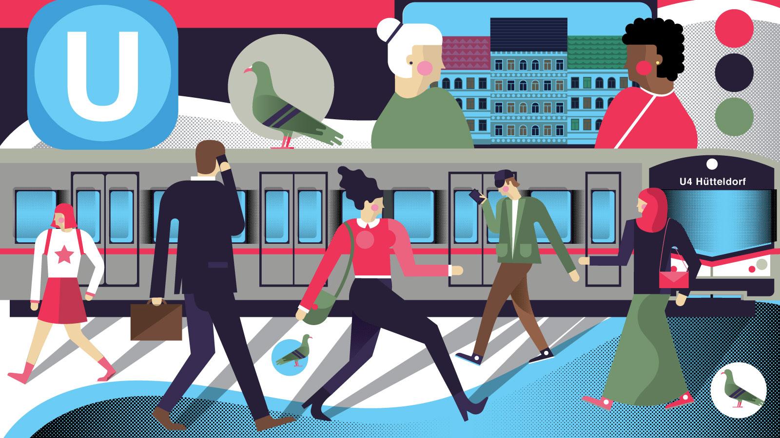 Vienna U-Bahn