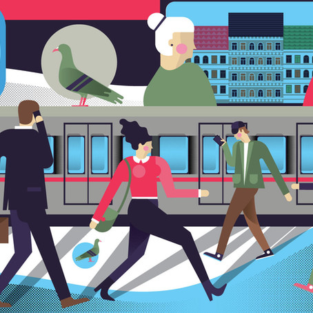 Vienna Metro (U-Bahn)