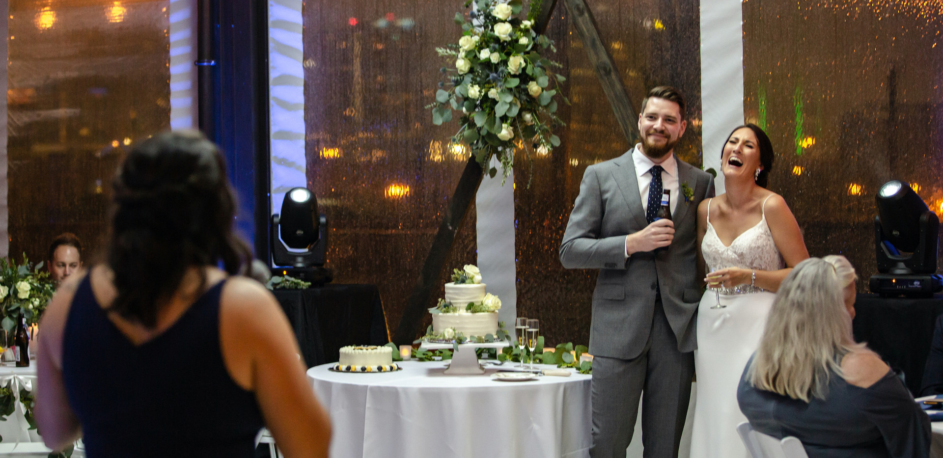 Speech for Bride and Groom