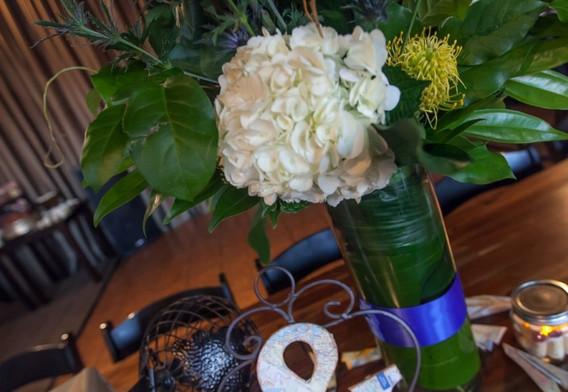 table center flower