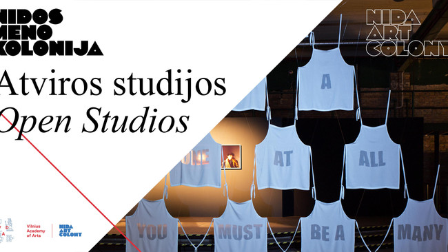 Open Studio at Nida Art Colony on 28th March