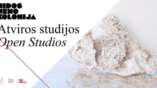 Open Studio at Nida Art Colony