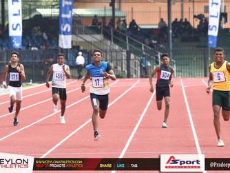 SL Schools Junior National Athletic Meet 2018