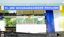 Opening of the Very Rev.Fr. Joe E. Wickramasinghe Pavilion