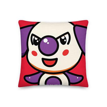 Bobo Throw Pillow