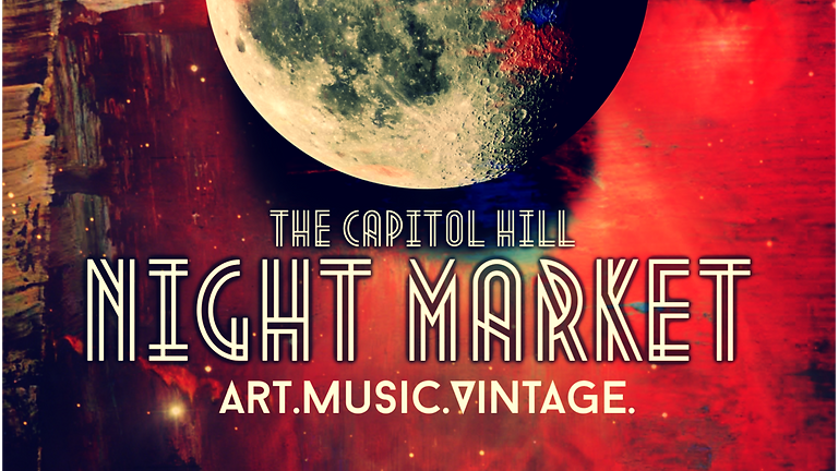 Capitol Hill Night Market 2019