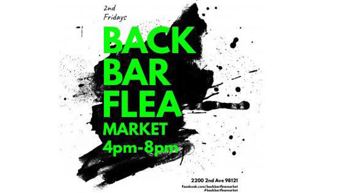 Back Bar Flea Market June 2019