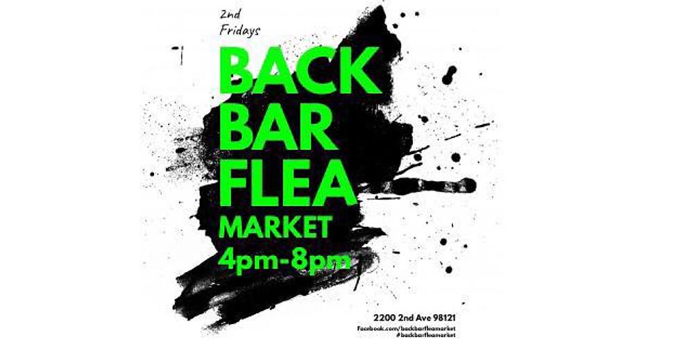 Back Bar Flea Market June 2019