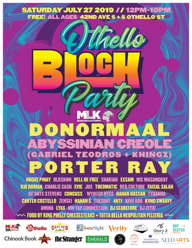 Othello Block Party 2019