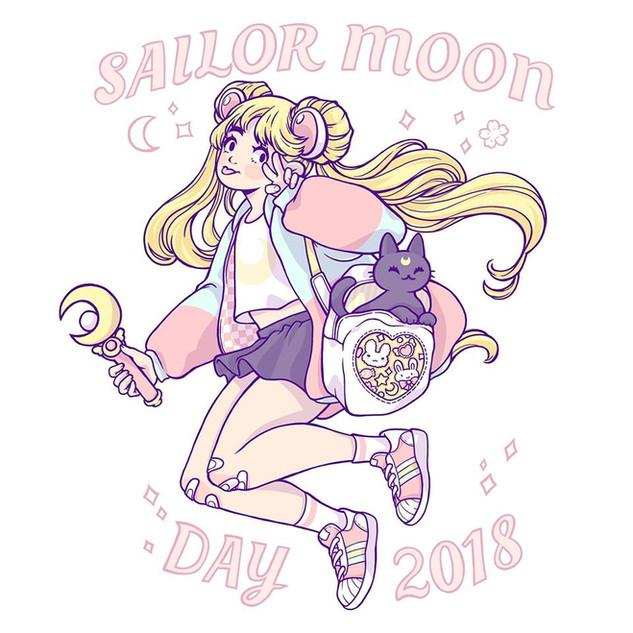 Sailor Moon Day 2018