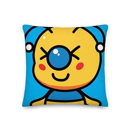 Bae-Bee Throw Pillows