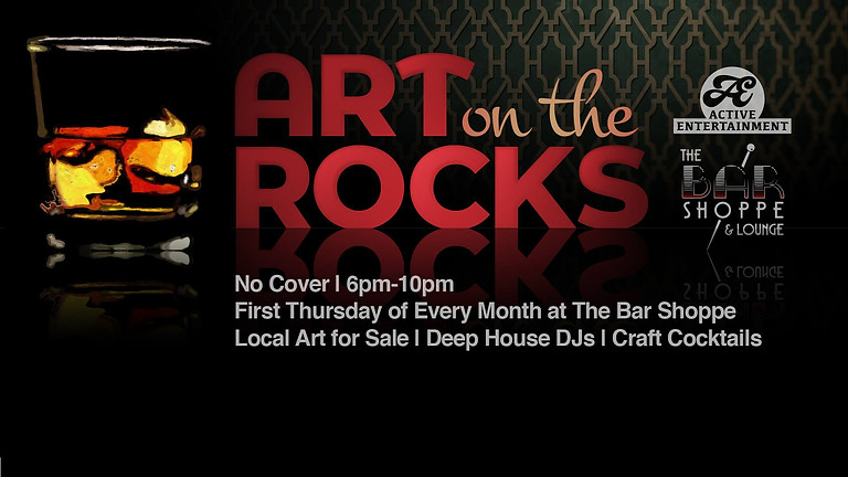 Art On The Rocks-June Edition