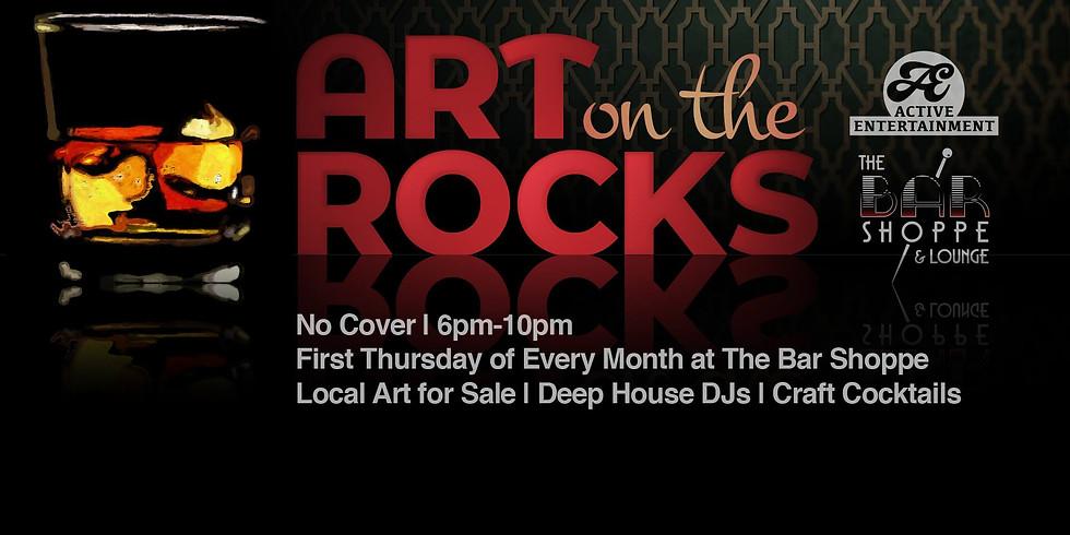 Art On The Rocks-June Edition