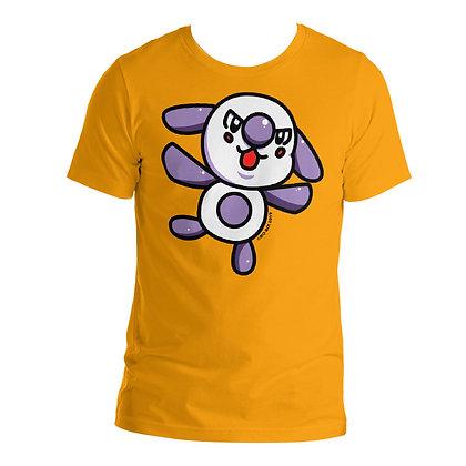 Yellow Bo-Bo Mascot Unisex T-Shirt