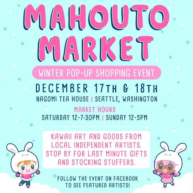 Winter Mahouto Market 2016