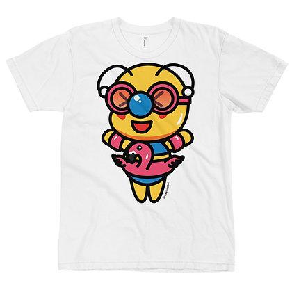 Bae-Bee w/ Floatie Unisex Cotton Graphic T-Shirts
