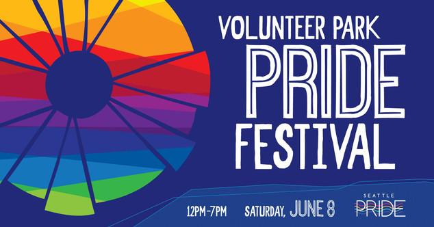 Volunteer Park Pride Festival 2019