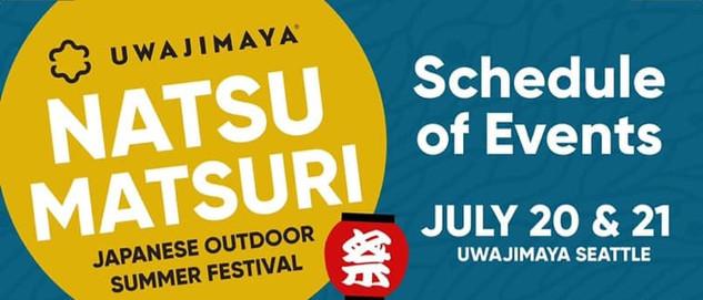 Natsu Matsuri 2019