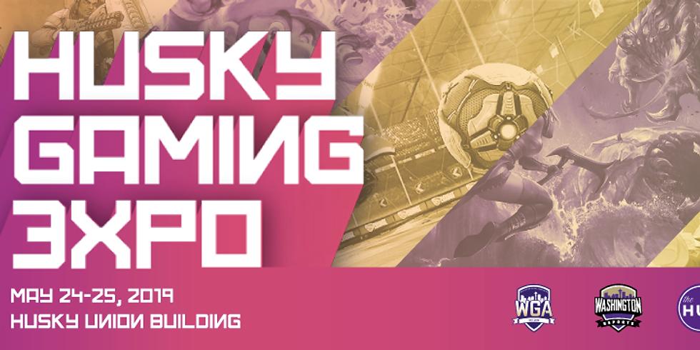 Husky Gaming Expo 2019 at University of Washington