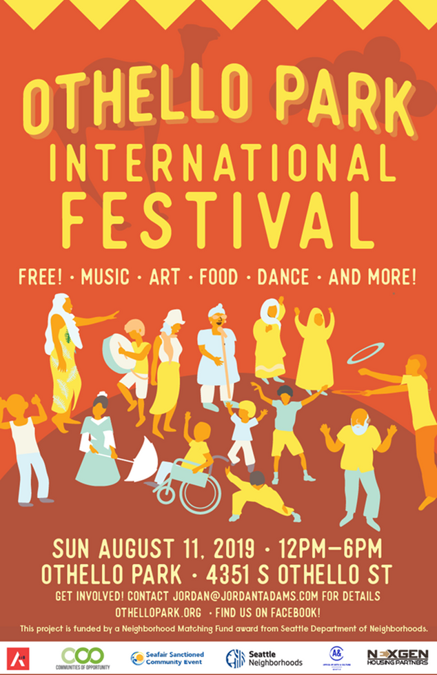Othello Park International Festival 2019