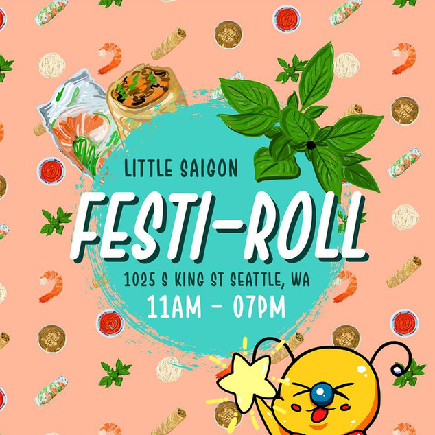 Little Saigon- Festi Roll 2018