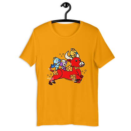 2021 Lunar New Year's Ox Shirt- Bae-Bee and Friends