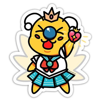 Magical Bae-Bee Vinyl Sticker 3""
