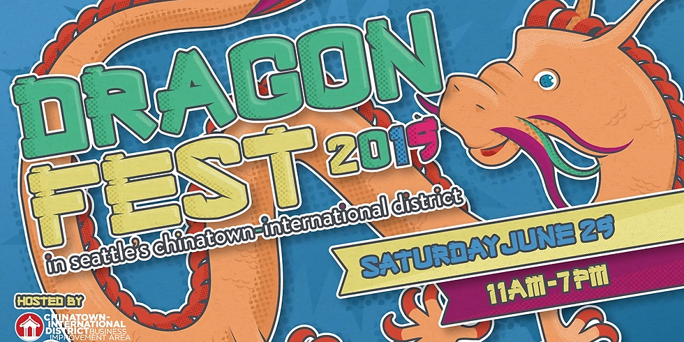 Dragon Fest 2019   Seattle Chinatown International District