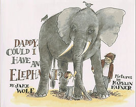 Daddy, Could I have an Elephant.jpg