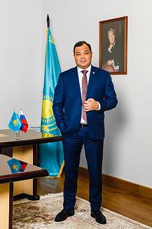 Nurlan Borambayev