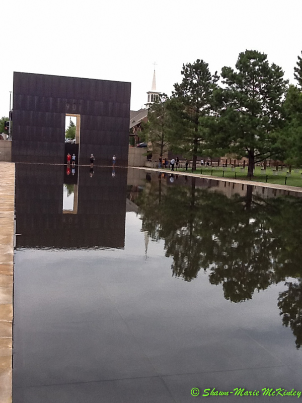 Reflections in OKC