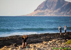 Shoreline Selfies
