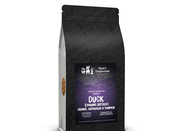 Opie's Duck Dry Complete Dog Food
