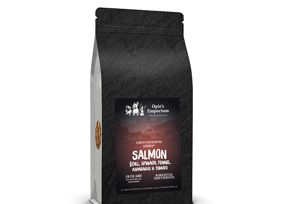 Opie's Salmon Dry Complete Dog Food